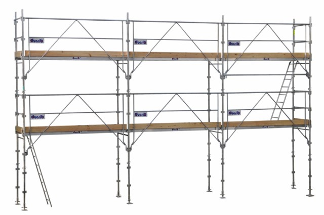 echafaudage facadier duarib f3000 avec garde corps de montage exm plancher alu bois spe. Black Bedroom Furniture Sets. Home Design Ideas