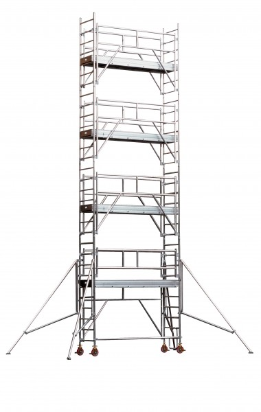 echafaudage tubesca atlas 280 roulant aluminium spe. Black Bedroom Furniture Sets. Home Design Ideas