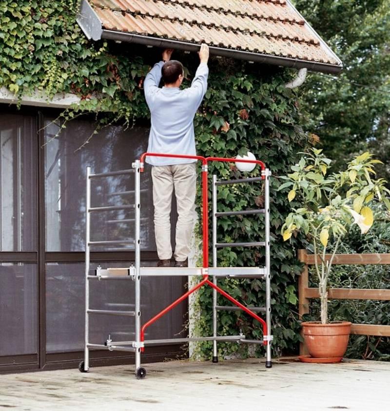 Ou acheter un echafaudage de jardin spe for Acheter jardin