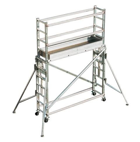 echafaudage roulant telescopique sk4 sk 6 tubesca comabi aluminium spe. Black Bedroom Furniture Sets. Home Design Ideas