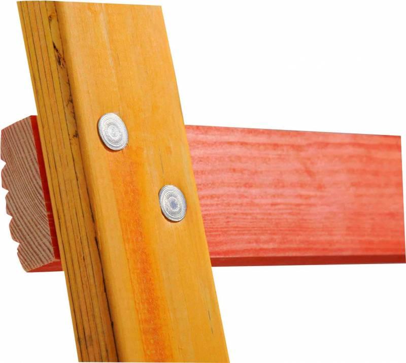 Echelle centaure de toit en bois soci t proven ale echafaudages - Location echelle de toit ...