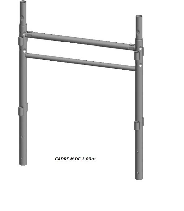 elements de structure f3000 echafaudage facadier duarib spe. Black Bedroom Furniture Sets. Home Design Ideas