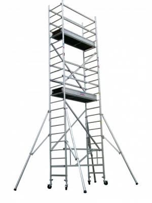 Echafaudage toplight 240 ultralu spe for Location echafaudage escalier interieur