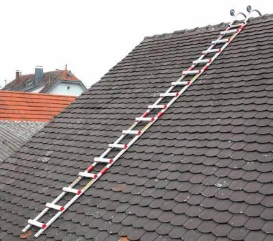 echelle de toit en alu pas cher CENTAURE