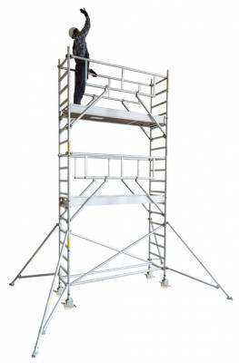 achat escalier de chantier et tours roulantes haemmerlin soci t proven ale echafaudages. Black Bedroom Furniture Sets. Home Design Ideas